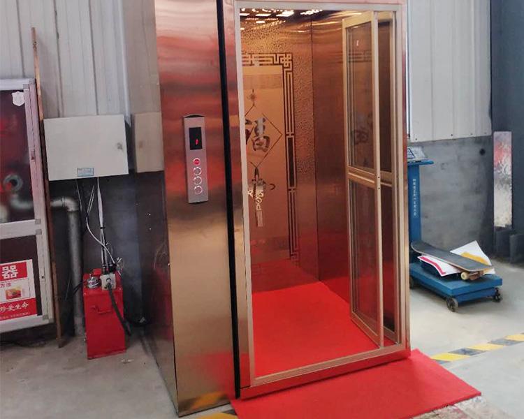 家庭用小型电梯