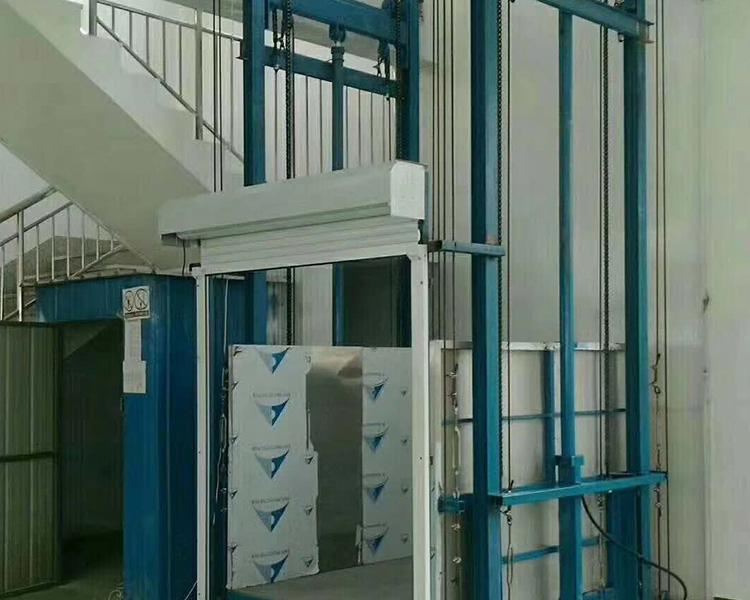 升降货梯的设备环境和运用要求