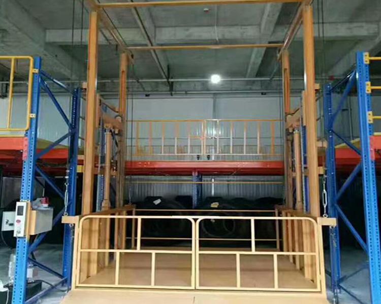 液压货梯中钢丝绳的调整方法